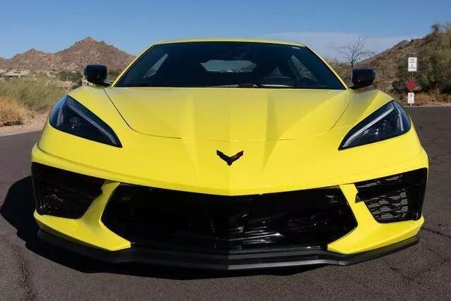 2021 Corvette C8 Targa mit Mittelmotor