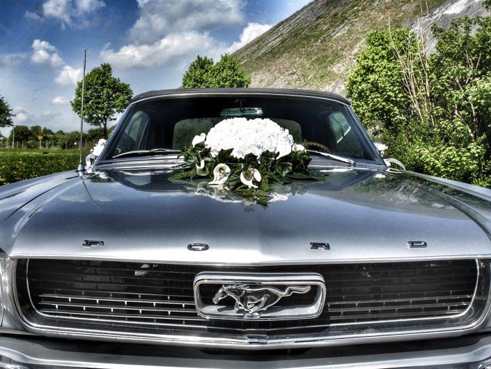 1966 Ford Mustang GT Cabrio 4.7V8